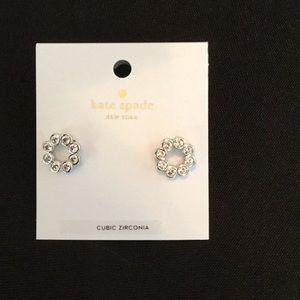 KateSpade earrings